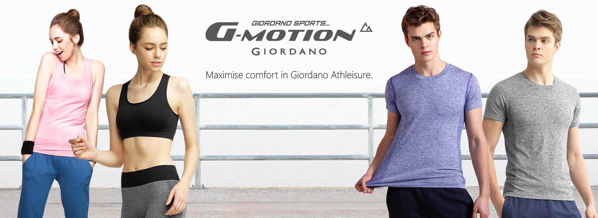 G Motion sport series