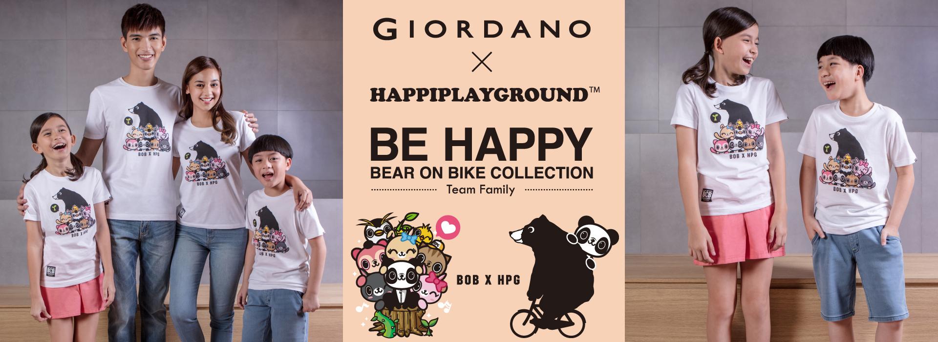 LBOB X Happiplayground