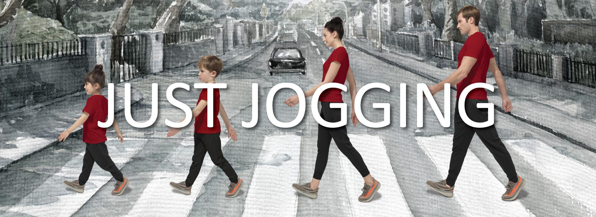 Just jogging