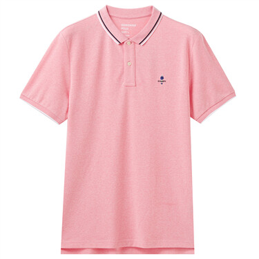 Classic men embroidery polo
