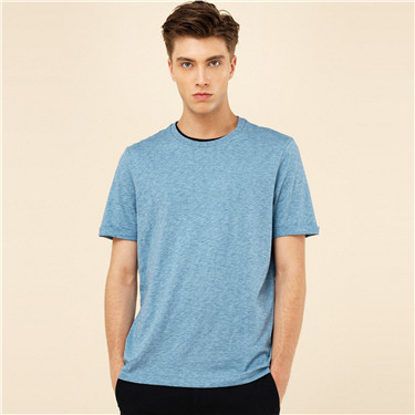 Cotton silm Tee