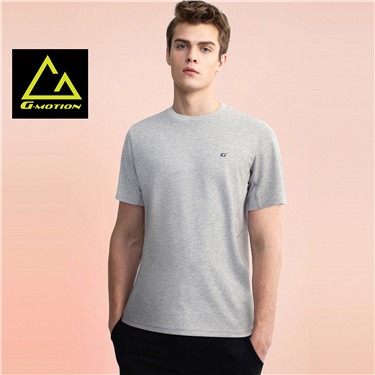 Fast dry letter T-shirt