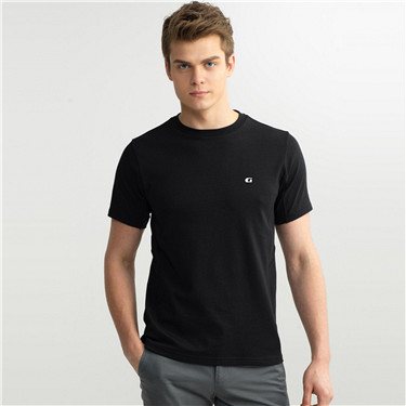 COOLMAX Quick dry letter tee