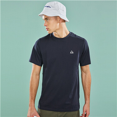 G-motion fast dry badge tee