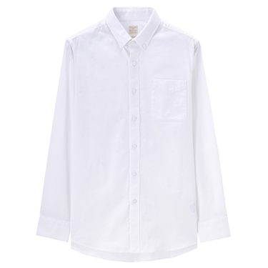 Oxford long sleeve shirt