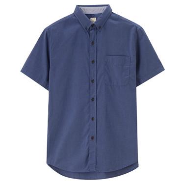 Oxford short sleeves shirt