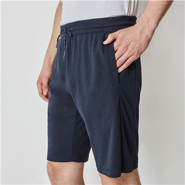 Fast dry solid shorts