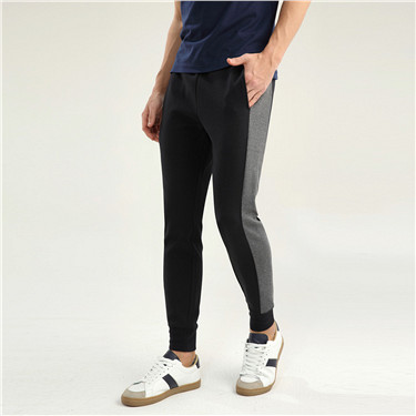 G-Motion colorblock joggers
