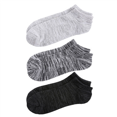 Ankle socks(3-pack)