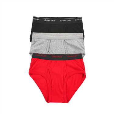 Basic cotton brief
