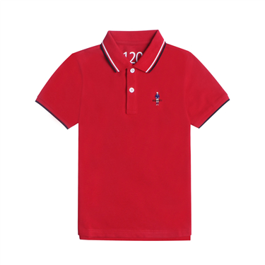 Junior classic man polo