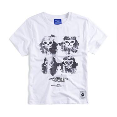 Printed VON short sleeves tee