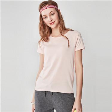 Coolmax运动短袖T恤