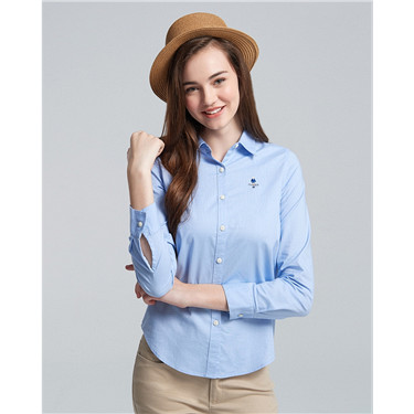 Classic Women stretchy oxford shirts