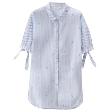女裝七分袖恤衫