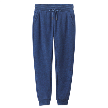 French terry drawstring joggers (Women)