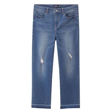 女裝丹寧牛仔褲