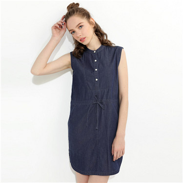 Denim sundress