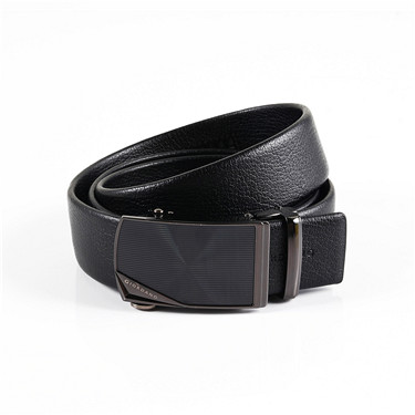 Nappa Reversible Plaque Belt