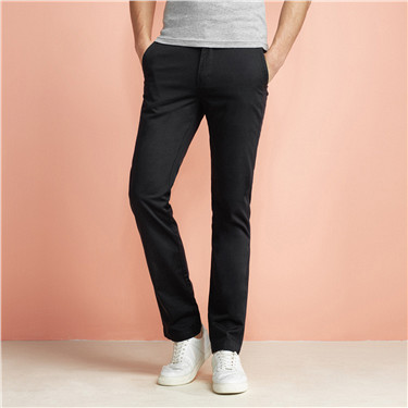 Supersoft slim khaki