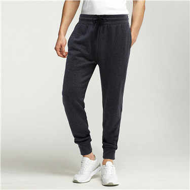 Solid jogger pants